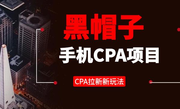 2020年有什么自动化cpa联盟项目(cpa项目课程推荐)