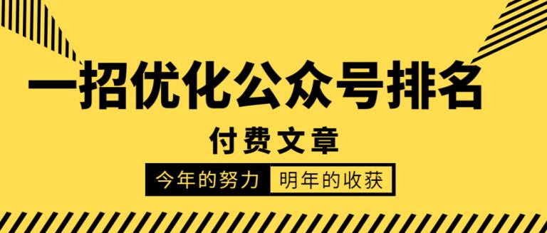郭耀天:微信公众号seo优化排名第一,闷声躺着月入十万(教程)
